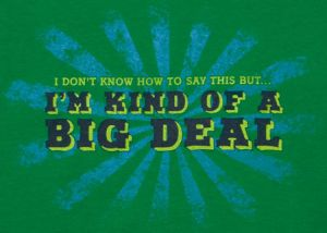 i dont know how to say this but im kind of a big deal tshirt Best Anchorman T Shirts