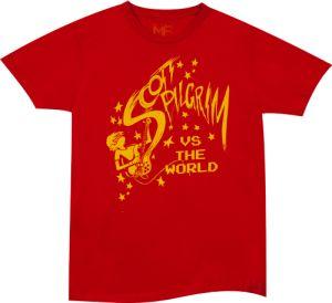 scott pilgrim vs the world tshirt Scott Pilgrim T Shirts