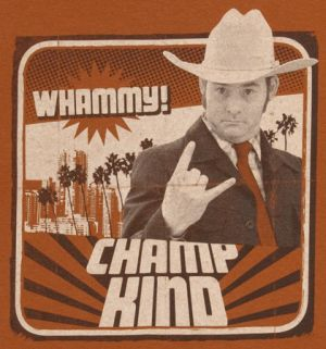 whammy champ kind t shirt Best Anchorman T Shirts