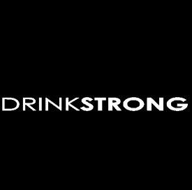 drinkstrong tshirt DrinkStrong T Shirt