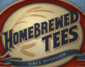 homebrewed tees logo1 Shop Review: Homebrewed Tees Out of the Tap Strong