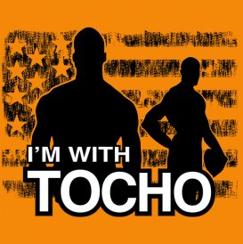 im with tocho tshirt1 Best Funny Football T Shirts