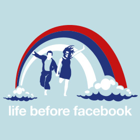 life before facebook t shirt Shop Review: Homebrewed Tees Out of the Tap Strong