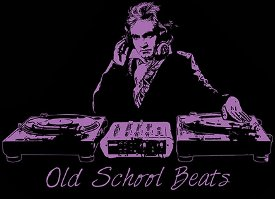old school beats beethoven t shirt Old School Beats Beethoven T Shirt