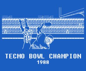 tecmo bowl champion t shirt Best Funny Football T Shirts
