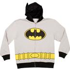BatMan Costume Hoodie Super Hero Halloween Costume Hoodies