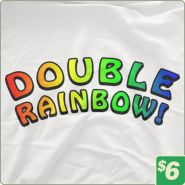 Double Rainbows T SHIRT Shop Review: 6 Dollar Shirts