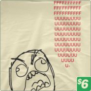 FFFFFUUUUUU T SHIRT Shop Review: 6 Dollar Shirts