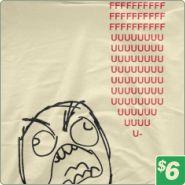 FFFFFUUUUUU T SHIRT Shop Review: 6 Dollar Shirts