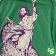 Jesus Lizard T SHIRT Shop Review: 6 Dollar Shirts