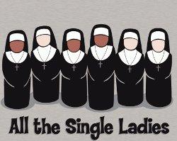 all the single ladies tshirt All the Single Ladies T Shirt