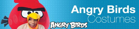 angry birds group costumes Funny Group Halloween Costumes