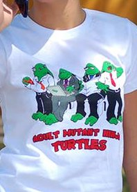 adult mutant ninja turtles t shirt Best Funny Ninja Shirts on the Web For Your Stealthy Dangerous Pleasure