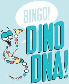 bingo dino dna t shirt Jurassic Park Bingo Dino DNA T Shirt