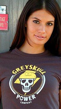 greyskull power company t shirt He Man Greyskull Power Company T Shirt