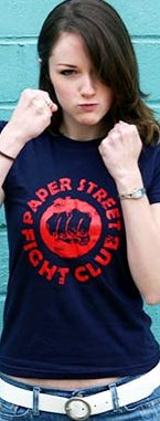 paper street fight club t shirt Paper Street Fight Club T Shirt