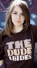 the dude abides t shirt The Big Lebowski T Shirts Abide