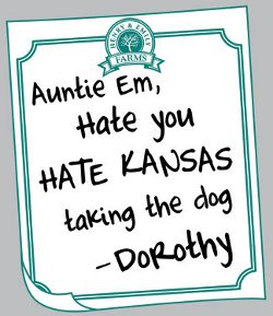 auntie em hate you hate kansas taking the dog dorothy t shirt Wizard of Oz Auntie Em, Hate You Hate Kansas taking the dog – Dorothy T Shirt