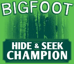 bigfoot hide and seek champion t shirt Bigfoot Hide and Seek Champion T Shirt