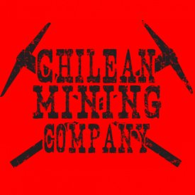 chilean mining company t shirt Funny Shirts that Featured Top Stories from 2010