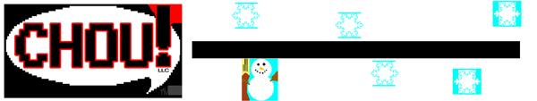 chou logo Chou! Free The Gamer Within
