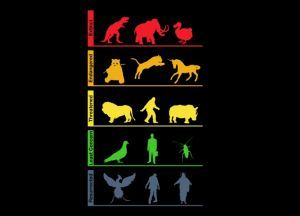 conservation status Funny Dinosaur T Shirts Bring Fear and Laughter