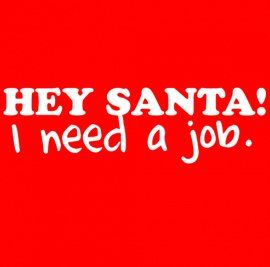 hey santa i need a job t shirt Funny Christmas T Shirts for Extra Happy Holidays