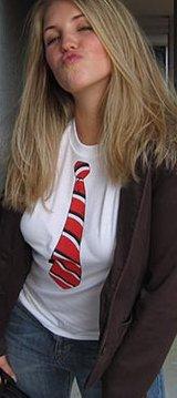 necktie t shirt Necktie T Shirt