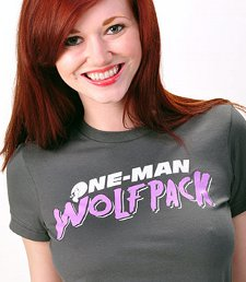 one man wolfpack t shirt1 The Hangover One Man Wolfpack T Shirt