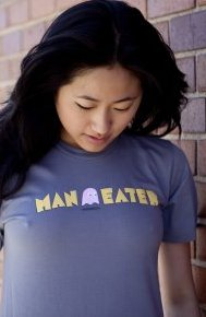 pacman ghost maneater t shirt Pac Man Ghost Maneater T Shirt