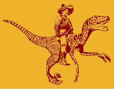 raptor bandit t shirt Funny Dinosaur T Shirts Bring Fear and Laughter