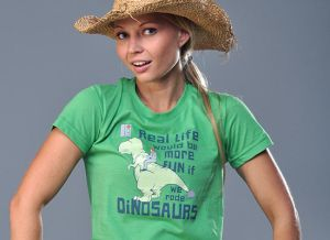 real life would be more fun if we rode dinosaurs t shirt Funny Dinosaur T Shirts Bring Fear and Laughter