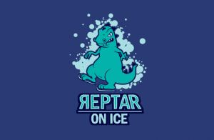 reptar on ice t shirt Funny Dinosaur T Shirts Bring Fear and Laughter