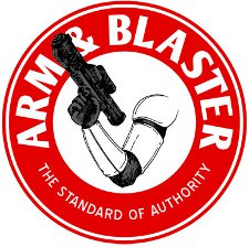 star wars arm blaster standard of authority t shirt Star Wars Arm & Blaster The Standard of Authority T Shirt