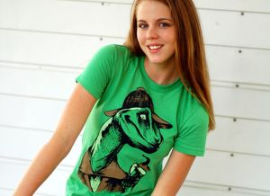 velociholmes Funny Dinosaur T Shirts Bring Fear and Laughter