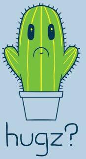 cactus hugz t shirt Sad Cactus Hugz T Shirt