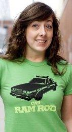 car ram rod t shirt Car Ramrod T Shirt