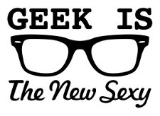 geek is the new sexy t shirt Geek is the New Sexy T Shirt