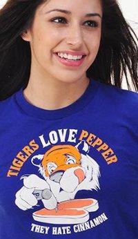 tigers love pepper t shirt The Hangover Tigers Love Pepper T Shirt