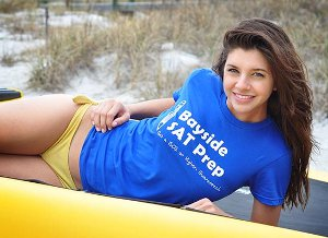 bayside sat prep t shirt Saved by the Bell Bayside SAT Prep T Shirt