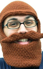 beardhead Beard Heads by Beardhead: Get that Lumberjack Look With Winter Mask