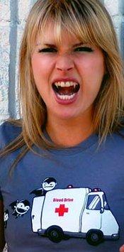 blood drive vampires t shirt Blood Drive Vampires T Shirt