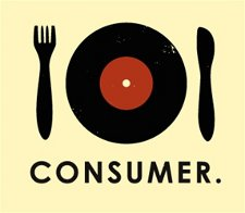consumer knife fork record t shirt People Like Me May Be the Site For You