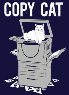 copy cat t shirt Copy Cat T Shirt