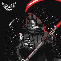 death in the stars t shirt Star Wars Grim Reaper Death in the Stars T Shirt
