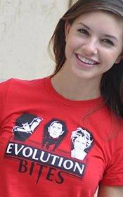 evolution bites t shirt True Blood Twilight Vampire Evolution Bites T Shirt
