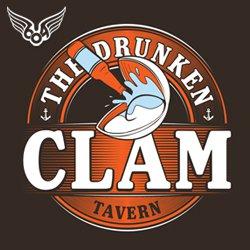 family guy the drunken clam t shirt Family Guy The Drunken Clam Tavern T Shirt