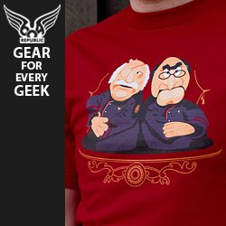 frakking puppets t shirt Shop Review: 604 Republic Does It Gamer Style