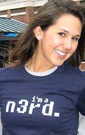im a n3rd t shirt Nerd: Im a N3rd T Shirt