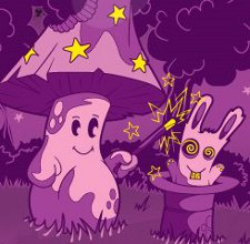 magic mushroom Loviu Daily and Weekly Too
